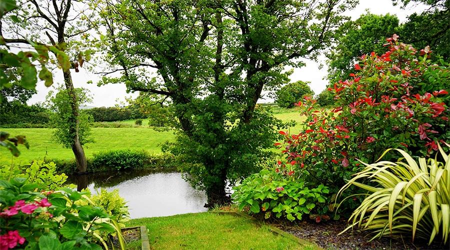Les designers de jardin